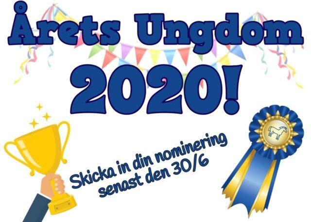 Årets ungdom 2020